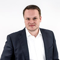 Stephan Sostmann, Senior Account Manager