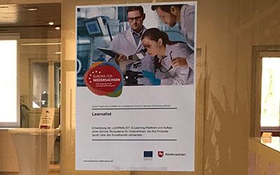 LM IT Services AG sichert sich die Förderung der NBank und startet Entwicklungsprojekt Learnalist